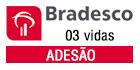 Bradesco Adesão | 03 Vidas | 01 Titular