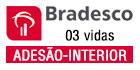 Bradesco Adesão | 03 Vidas | Interior | 01 Titular