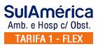 SulAmérica Flex | Tarifa 1 | Ambulat. e Hosp. C/Obstetrícia