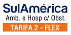 SulAmérica Flex | Tarifa 2 | Ambulat. e Hosp. C/Obstetrícia